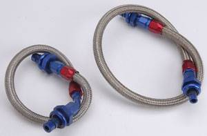 Russell Performance Products - Russell Fuel Line Kit 87-93 Mustang EFI