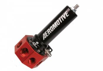 Aeromotive - Aeromotive Adjustable Billet Fuel Regulator