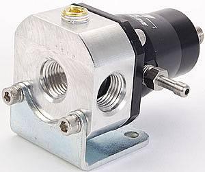 Aeromotive - Aeromotive EFI Regulator & Gauge Kit w/Fittings
