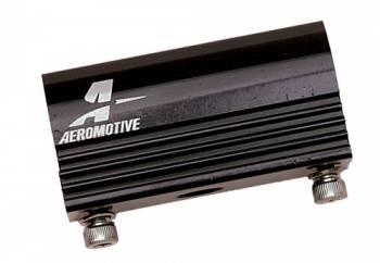 Aeromotive - Aeromotive -8 AN Pressure Sensor Adapter - Ford 4.6L