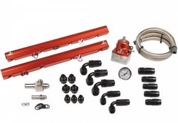Aeromotive - Aeromotive Fuel Rail Kit - 86-95 Ford 5.0L Mustangs