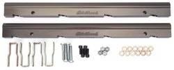 Edelbrock - Edelbrock LS1 Fuel Rail Kit - 9/16 in. Internal ID