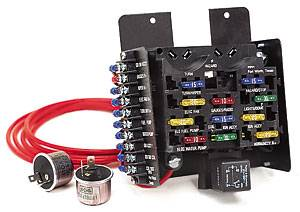 Painless Performance Products - Painless Performance Race Car Fuse Block