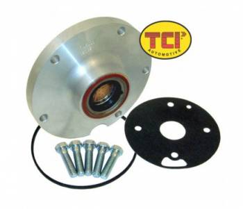 TCI Automotive - TCI Powerglide Shorty Cover w/ Bushing for Shorty Planetary