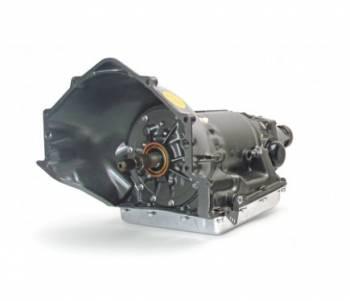 "TCI Automotive - TCI StreetFighter® TH400 Transmission '64-'79 - 4"" Tailshaft, Large Yoke (Buick, Olds, Pontiac)"