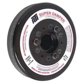 ATI Products - ATI BB Chevy 8.074 Harmonic Damper - SFI