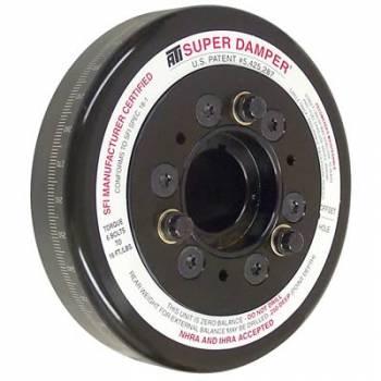 ATI Products - ATI Pontiac V8 7.074 Harmonic Damper - SFI