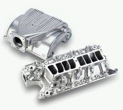 Holley Performance Products - Holley Intake Manifold Power Band To 6500 RPM