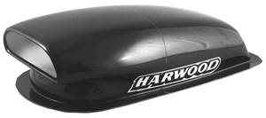 Harwood - Harwood Aero Mini I Hood Scoop 9""