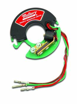 Mallory Ignition - Mallory Magnetic Breakerless Ignition Module