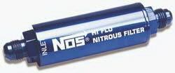 Nitrous Oxide Systems (NOS) - NOS Nitrous Filter - High Pressure -04AN x -04AN