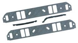 Mr. Gasket - Mr. Gasket Ultra Seal Intake Gasket - Use With O-Ring Headers
