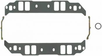"Fel-Pro Performance Gaskets - Fel-Pro BB Chevy Intake Gaskets TRIM TO FIT .060"" Thick"