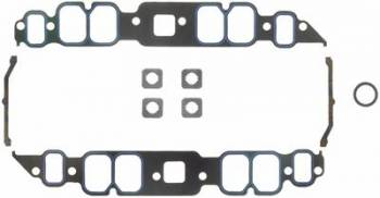 Fel-Pro Performance Gaskets - Fel-Pro BB Chevy Intake Gasket - Rectangular Port