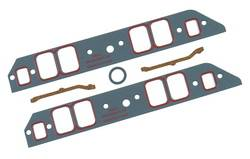 Mr. Gasket - Mr. Gasket Ultra Seal Intake Gasket - Rectangular Raised Port