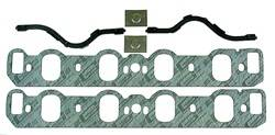 Mr. Gasket - Mr. Gasket Intake Gasket - Port Dimensions: Width: 1.53 in. x Height: 2.16 in.