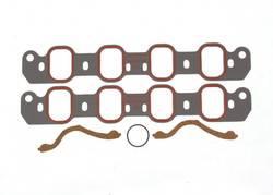 Mr. Gasket - Mr. Gasket Ultra Seal Intake Gasket - Port Dimensions: Width: 1.83 in. x Height: 2.66 in.