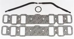 Mr. Gasket - Mr. Gasket Intake Gasket - Port Dimensions: Width: 1.41 in. x Height: 2.49 in.