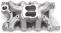 Edelbrock - Edelbrock Performer RPM Air-Gap 460 Intake Manifold - Cast
