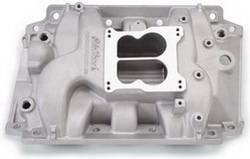 Edelbrock - Edelbrock Performer Buick 455 Intake Manifold - Cast