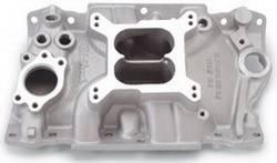 Edelbrock - Edelbrock Performer 90 Degree V6 Intake Manifold - Cast