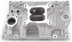 Edelbrock - Edelbrock Performer Vortec V6 Intake Manifold - Cast