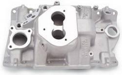 Edelbrock - Edelbrock Performer 4.3L T.B.I. V6 Intake Manifold - Cast