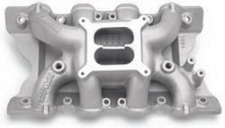 Edelbrock - Edelbrock RPM Air Gap 351-C Intake Manifold - Cast