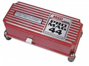 MSD - MSD Pro Mag 44 Box w/ Rev Lmt