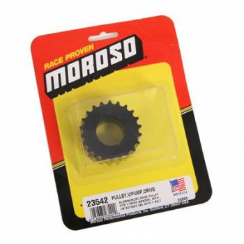 Moroso Performance Products - Moroso Dry Sump Drive Pulley 22T- Radius Tooth