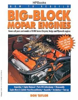 HP Books - How To Rebuild BB Chrysler