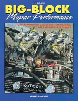 HP Books - Big Block Chrysler Performance