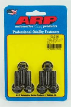 ARP - ARP Motor Mount Bolt Kit 6 Point Chevy