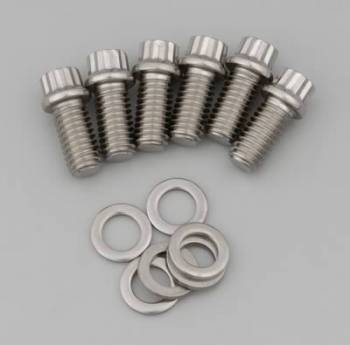 ARP - ARP Chevy Stainless Steel Motor Mount Bolt Kit - 12 Point
