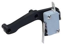 Allstar Performance - Allstar Performance Wide Open Throttle Micro Switch w/ Bracket - 4150 Carbs