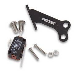 Nitrous Oxide Systems (NOS) - NOS Micro Switch Bracket Kit - Billet