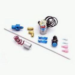 Nitrous Oxide Systems (NOS) - NOS Ntimidator Illuminated LED Nitrous Purge Kit - Nitrous Kit - w/ -04AN Feed Line