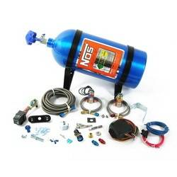 Nitrous Oxide Systems (NOS) - NOS Big Shot Nitrous System - Holley 4 bbl.