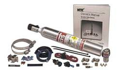 Nitrous Oxide Systems (NOS) - NOS Sneeky Pete Hidden Nitrous System - Complete Kit