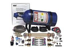 Nitrous Oxide Systems (NOS) - NOS Sportsman Fogger Nitrous System - V8 Small Block