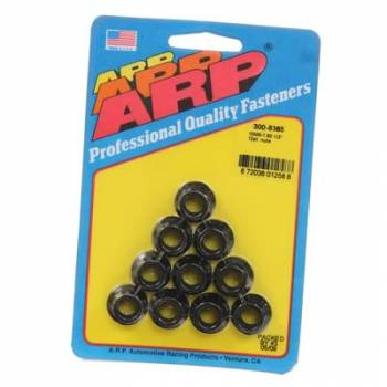 ARP - ARP 6mm x 1.00 12 Point Nuts (10)