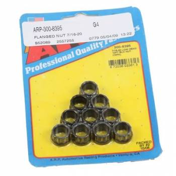 ARP - ARP 7/16-20 12 Point Nuts (10)