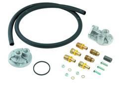 Mr. Gasket - Mr. Gasket Remote Oil Filter Kit - Single