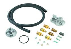 Mr. Gasket - Mr. Gasket Remote Oil Filter Kit - Single