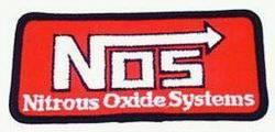 Nitrous Oxide Systems (NOS) - NOS Patch Logo
