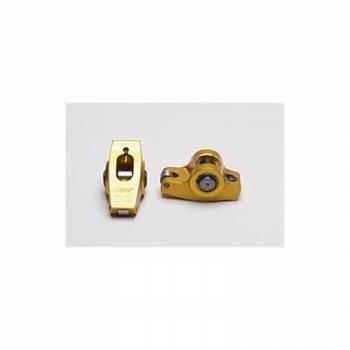 "Crane Cams - Crane Cams SB Ford Roller Rocker Arms 1.6 Ratio 5/16"" Bolt"