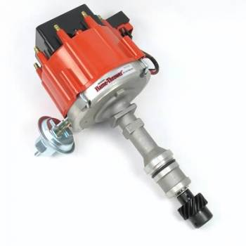 PerTronix Performance Products - PerTronix Oldsmobile V8 HEI Distributor w/ Red Cap