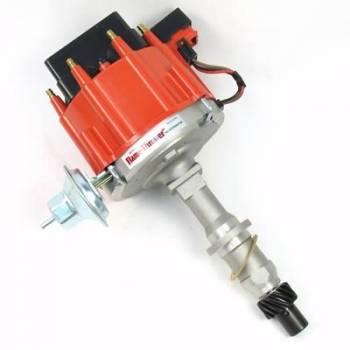 PerTronix Performance Products - PerTronix Pontiac V8 HEI Distributor w/ Red Cap
