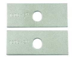Mr. Gasket - Mr. Gasket Traction Bar Wedge Set - 2 Degree