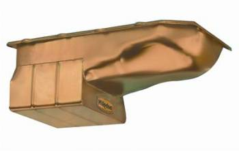 Milodon - Milodon Pontiac Low Profile Oil Pan